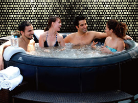 jacuzzi spa gonflable mspa camaro 6 places